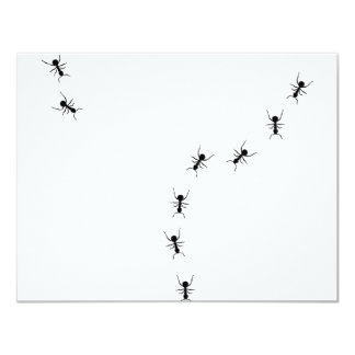 ant trail icon card