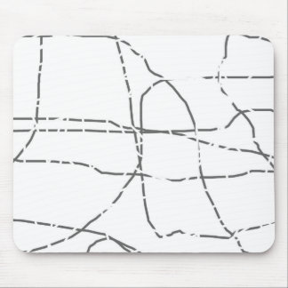 Ant Trails Mouse Pad