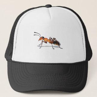 Ant vector trucker hat