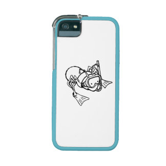 Ant Wearing Snorkel iPhone 5 Covers