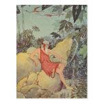 Antaeus y los pigmeos postales