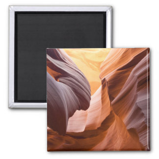 Antalope Canyon 2 Inch Square Magnet