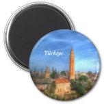 Antalya Fridge Magnet