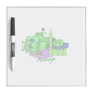 antalya green 2 city image.png Dry-Erase boards