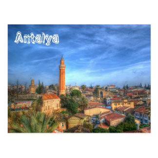 Antalya Postcard