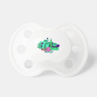 antalya teal city image png baby pacifiers