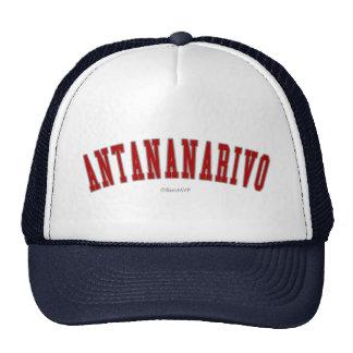 Antananarivo Hats