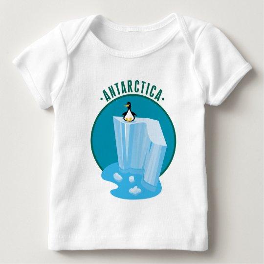 Antarctic Iceberg Baby T-Shirt