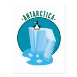 Antarctic Iceberg Postcard