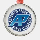 Antarctic Press Logo Ornament
