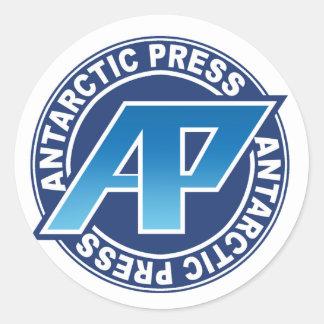 Antarctic Press Logo Sticker