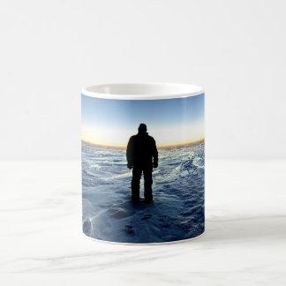 Antarctic Sunset Coffee Mug