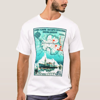Antarctica 1956 T-Shirt