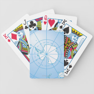 Antarctica 2 bicycle playing cards