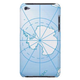 Antarctica 2 iPod touch case