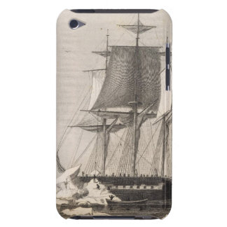 Antarctica 2 iPod touch case