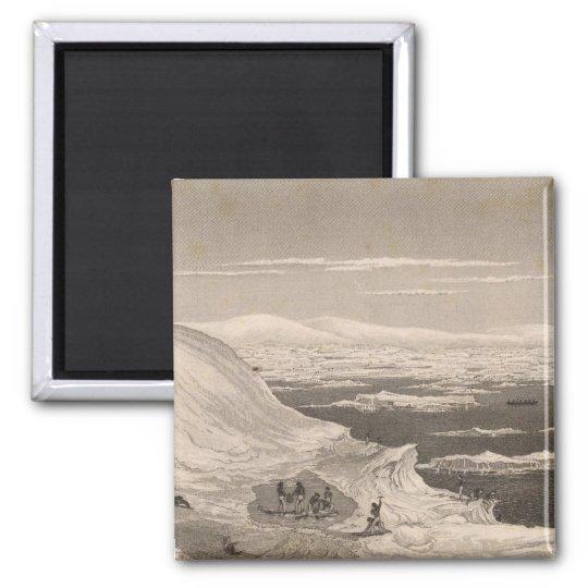 Antarctica 2 magnet