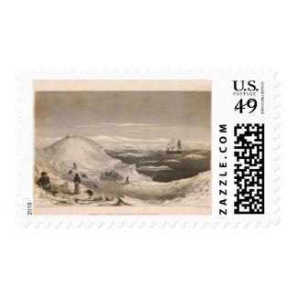 Antarctica 2 postage