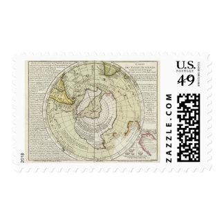 Antarctica 4 postage stamps