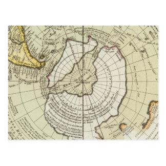Antarctica 4 postcard