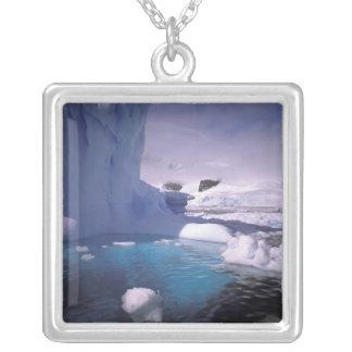 Antarctica Antarctic icescapes 2 Necklaces