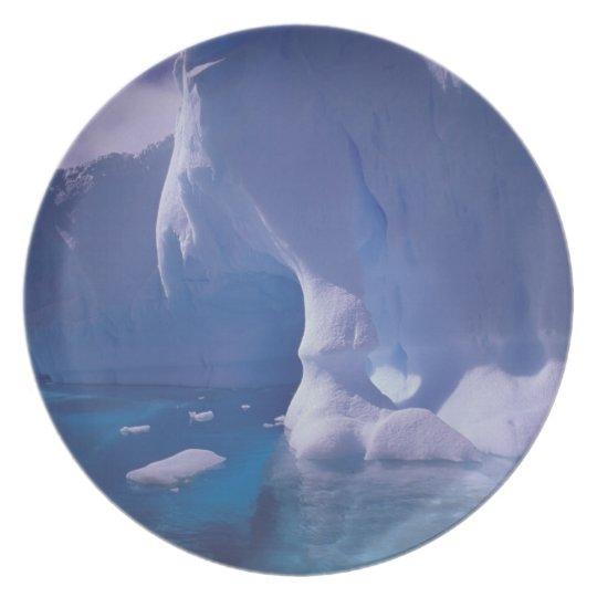 Antarctica. Antarctic icescapes 3 Plate