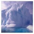 Antarctica. Antarctic icescapes Ceramic Tile