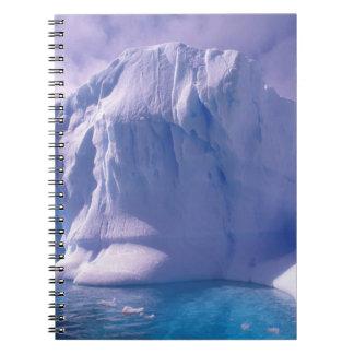 Antarctica. Antarctic icescapes Note Books