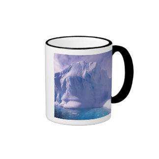 Antarctica. Antarctic icescapes Ringer Mug