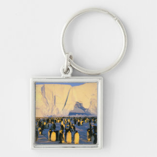 Antarctica, Antarctic Peninsula, Weddell Sea, 4 Keychain