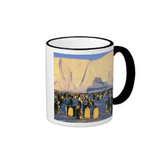 Antarctica, Antarctic Peninsula, Weddell Sea, 4 Coffee Mugs