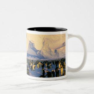 Antarctica, Antarctic Peninsula, Weddell Sea, 4 Two-Tone Coffee Mug