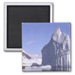 Antarctica, Antarctic Peninsula. Zodiak and Fridge Magnets