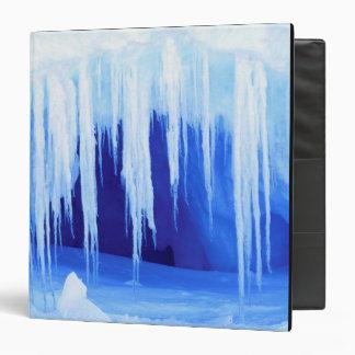 Antarctica, Australian Antarctic Territory. 2 Vinyl Binder