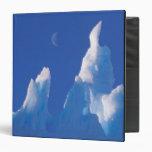 Antarctica, Australian Antarctic Territory. Vinyl Binder