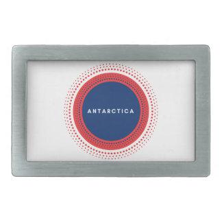 Antarctica Belt Buckle