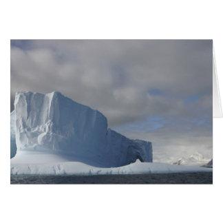 Antarctica, Bransfield Strait, Afternoon sun 2 Card