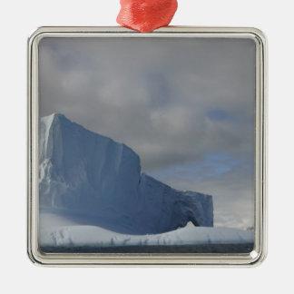 Antarctica, Bransfield Strait, Afternoon sun 2 Metal Ornament