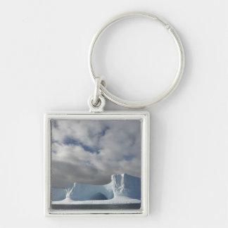 Antarctica, Bransfield Strait, Afternoon sun Keychain