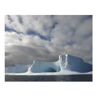 Antarctica, Bransfield Strait, Afternoon sun Postcard