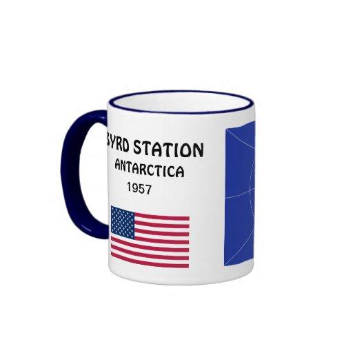 ANTARCTICA*- Byrd Station Mug