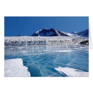 Antarctica Greeting Card