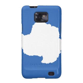 Antarctica Samsung Galaxy S2 Cases