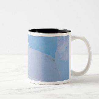 Antarctica, Emperor Penguin (Aptenodytes Two-Tone Coffee Mug