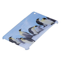 Antarctica, Emporer Penguin ((Aptenodytes Case For The iPad Mini
