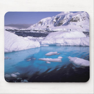 Antarctica. Expedition through icescapes 2 Mouse Pad