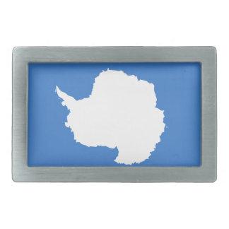 Antarctica Flag Belt Buckle