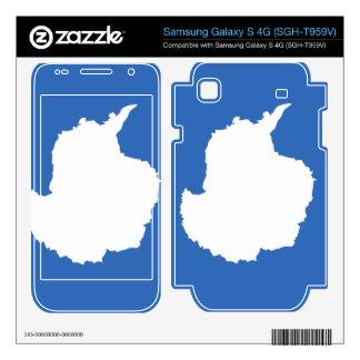 Antarctica Flag Samsung Galaxy S 4G Skins