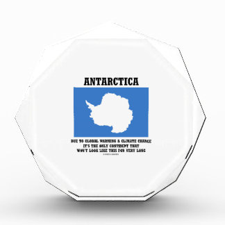Antarctica Global Warming Climate Change Continent Award