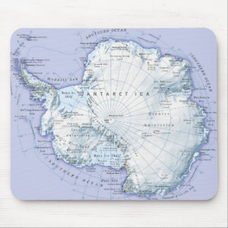 Antarctica Mouse Pad